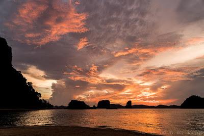 Sunset-Koh-Pak-Bia-Koh-Yao-Noi-Thailande