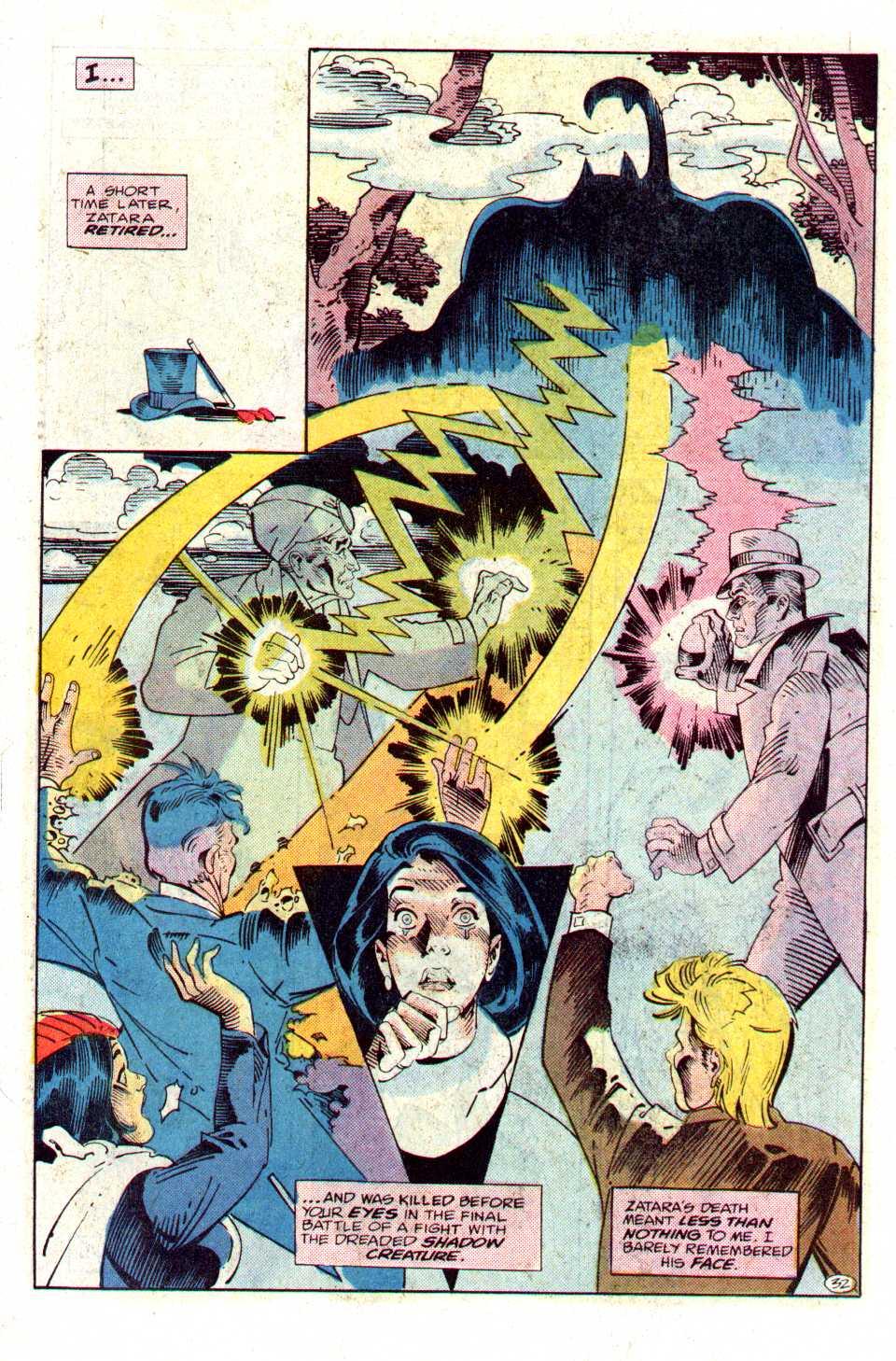 Read online Secret Origins (1986) comic -  Issue #27 - 33