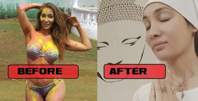 [SHOCKING] Ex Bigg Boss 7 contestant Sofia Hayat has become a Nun