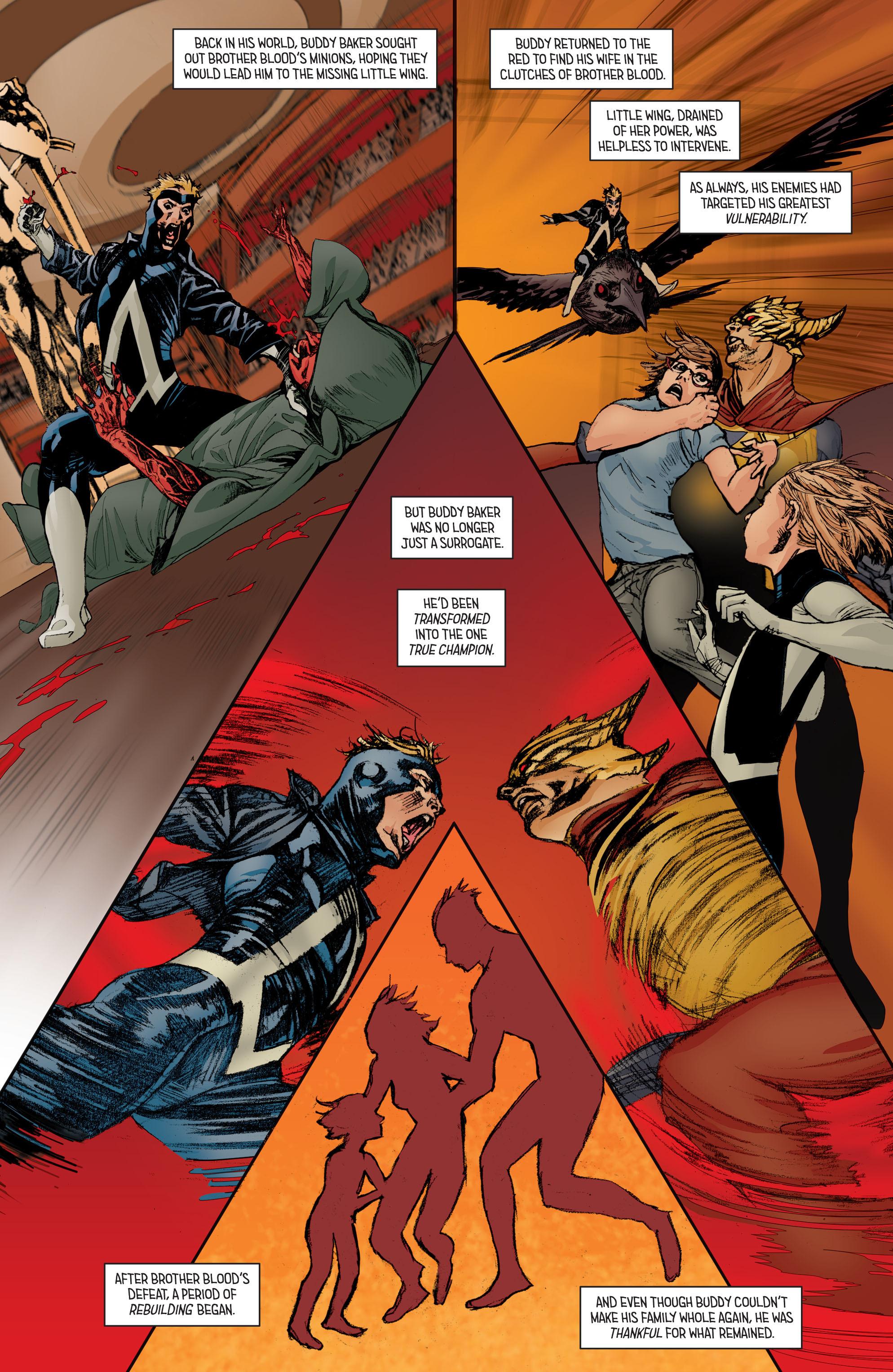 Read online Secret Origins (2014) comic -  Issue #8 - 19