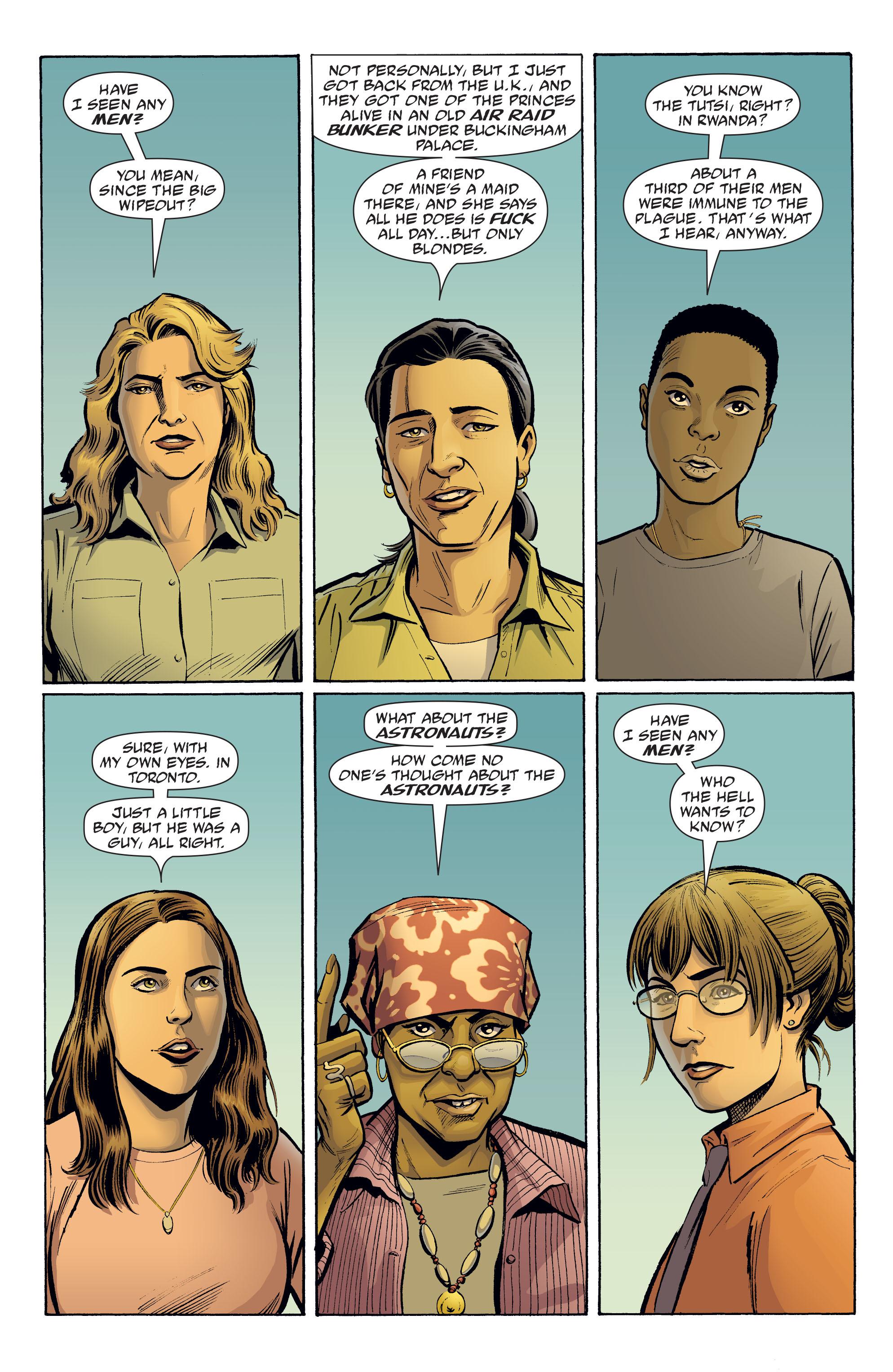Y: The Last Man (2002) 37 Page 2