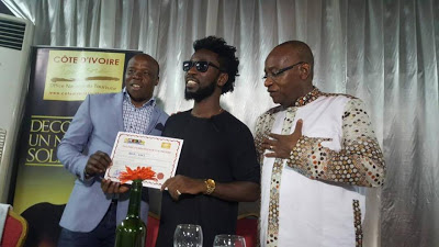 Bisa Kdei Appointed As Ambassador In La Cote d'Ivoire