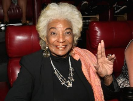 'Star Trek' star Nichelle Nichols diagnosed with dementia