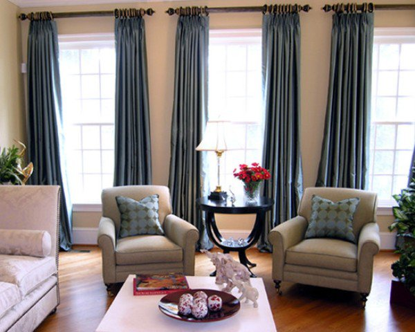 40 CURTAIN IDEAS FOR LIVING ROOM AND BEDROOM