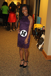 Montgomery Catholic Senior Jimmiah Fenderson Competes in DYW Competition 1