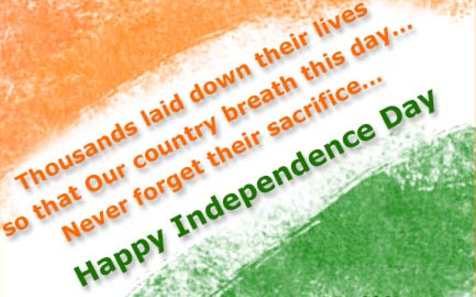 Indian Independence Day Images Messages
