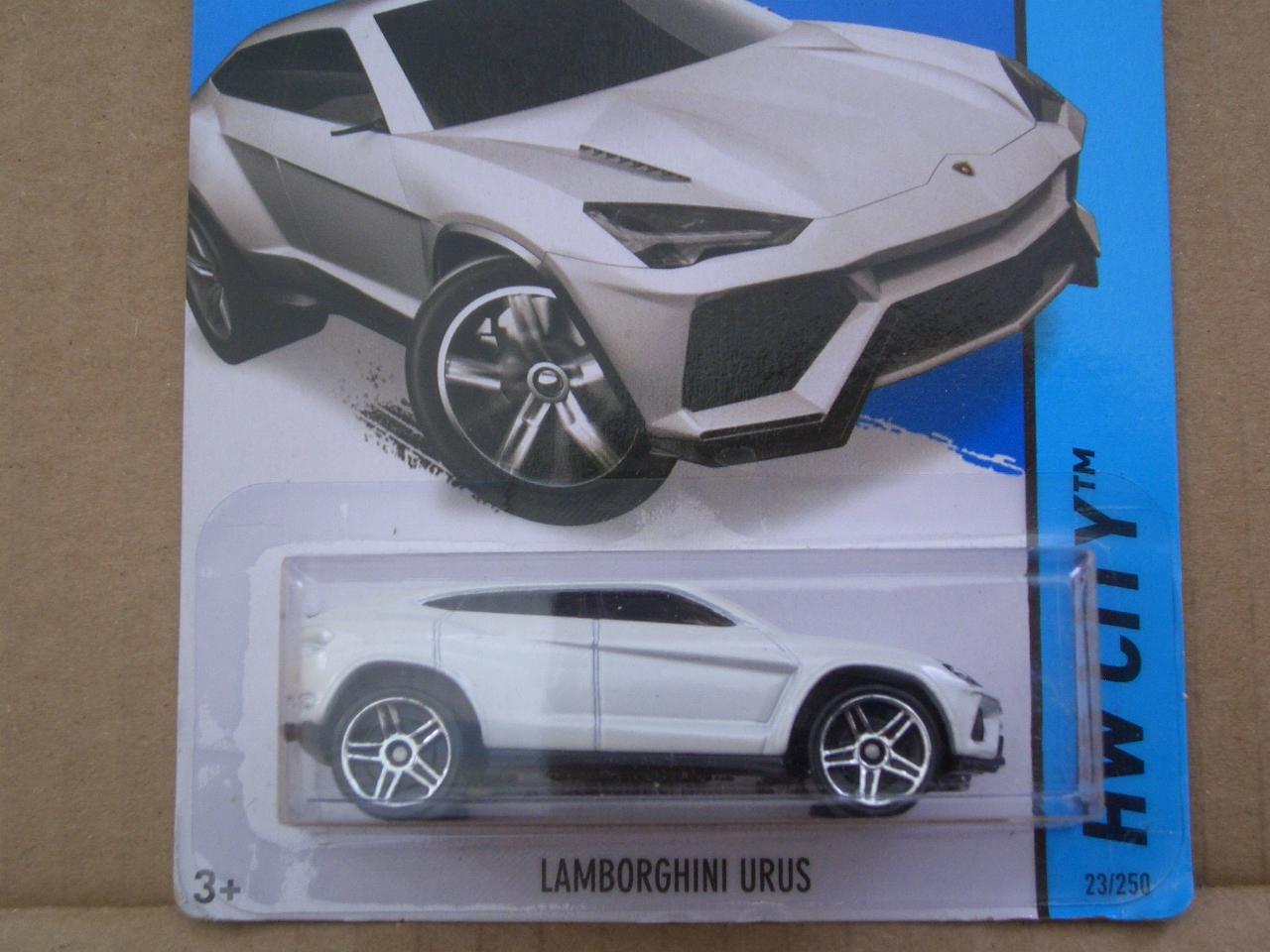 Diecast Madness Uk Hot Wheels The Lamborghini Urus In White And
