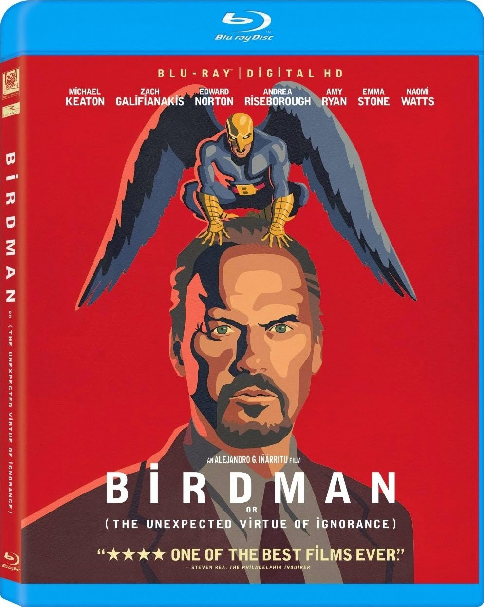 Birdman (2014) 1080p BD25 ESPAÑOL LATINO