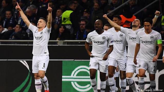 Benfica vs. Frankfurt EN VIVO ONLINE SPORT-13.COM