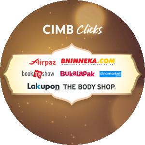 Bank CIMB - Promo Ramadhan 2018 Diskon s.d 125 Ribu (sd