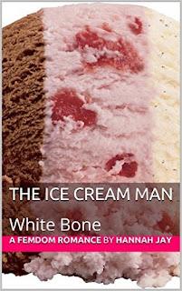 Hannah Jay - The Ice Cream Man: White Bone