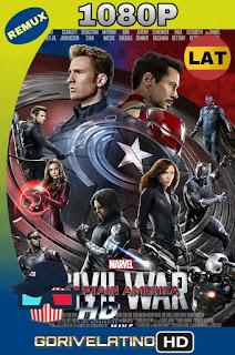 Capitán América: Civil War (2016) IMAX BDRemux 1080p Latino-Ingles MKV