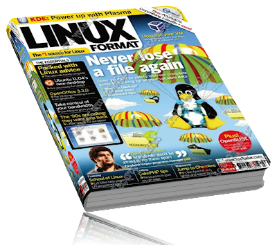Linux Format March 2011