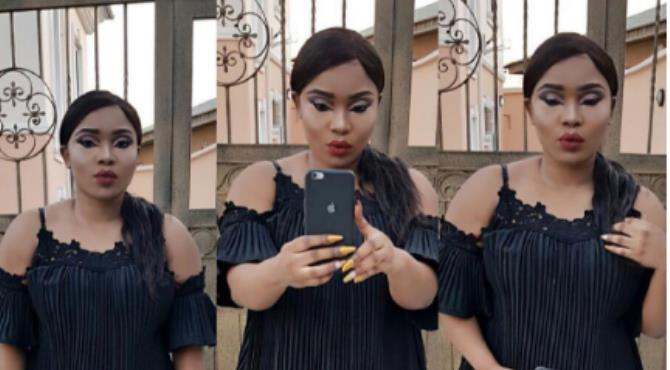 Nollywood actress, Halima Abubakar, is making her money silently and her beauty
