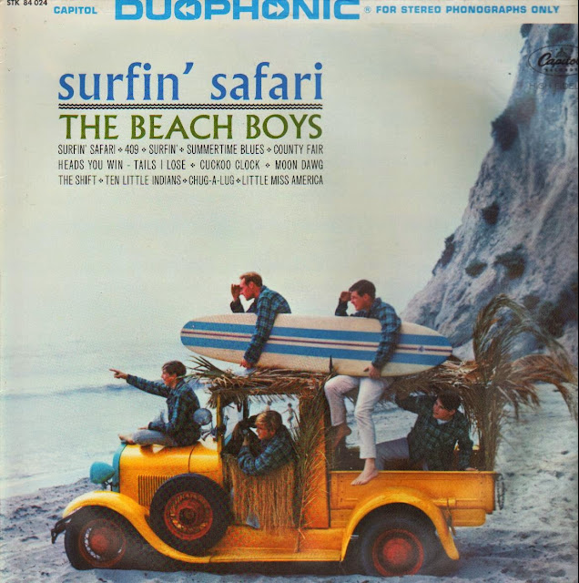 the beach boys surfin safari