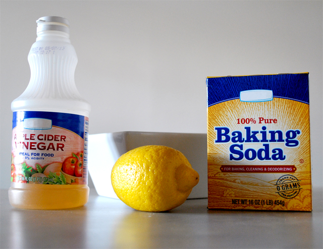 Oven Cleaner With Dawn Vinegar And Lemon Juice