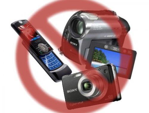Eleições 2016: Proibido uso de celular, câmera e outros na cabine de votação