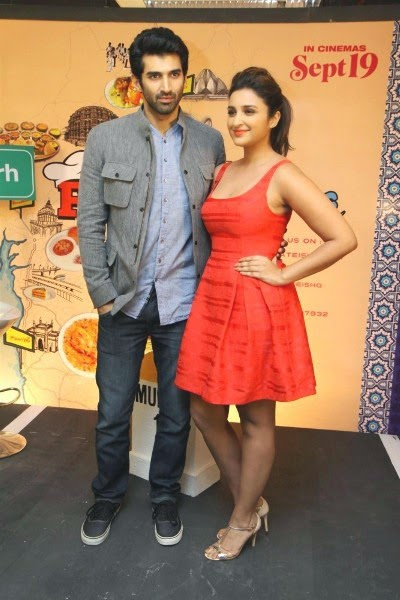 Daawat-E-Ishq Promotions