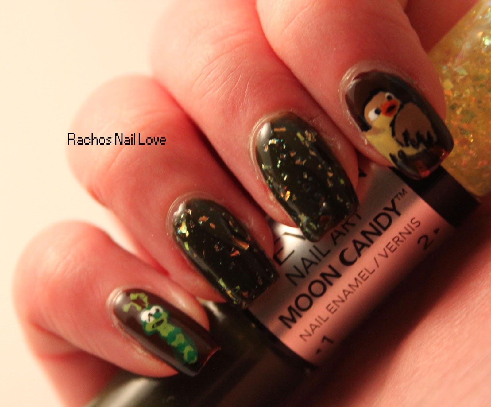 Racho S Nail Love Disney Nail Art Challenge