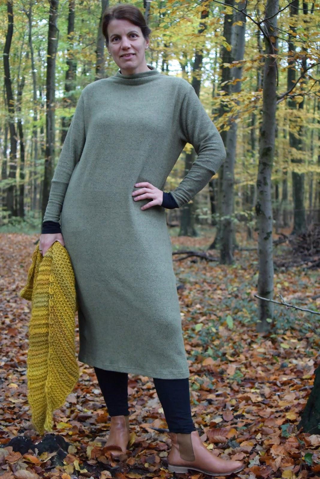 Alles Kirsche!: Ein warmes Kleid, dank Karl.....