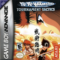 u Yu Hakusho - Tournament Tactics