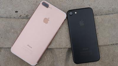 Các chụp màn hình iPhone 7 nhanh gọn