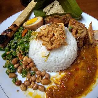 Nasi Ayam Ibu Oki, Nusa Dua, Bali