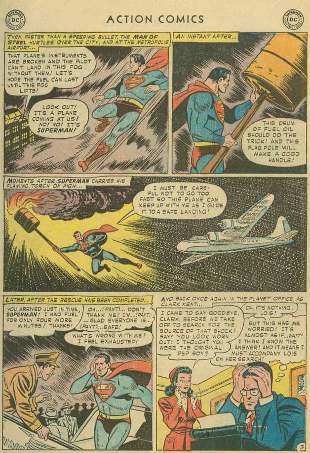 Read online Action Comics (1938) comic -  Issue #169 - 6