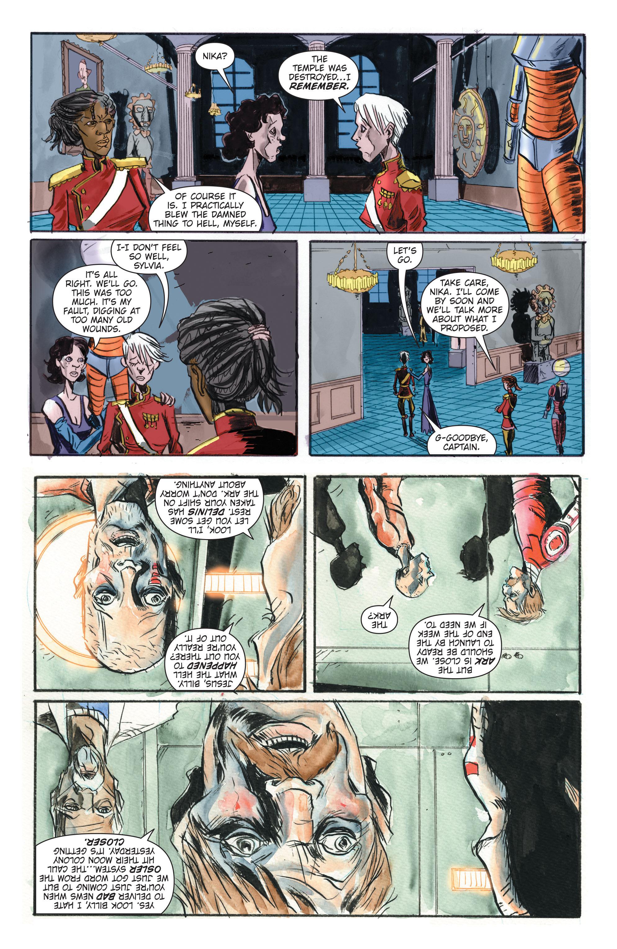 Read online Trillium comic -  Issue # TPB - 114
