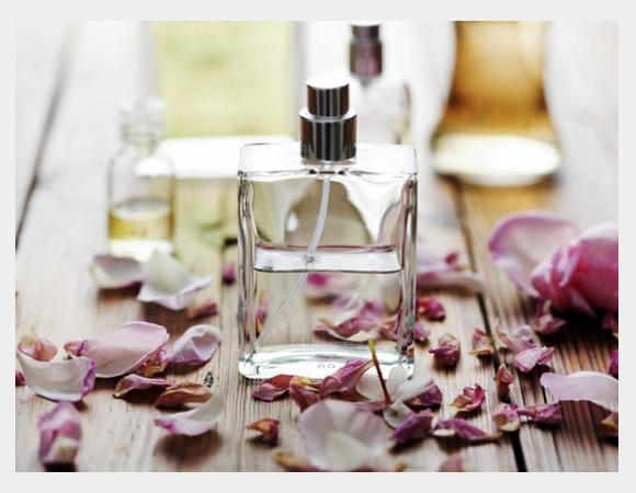 Travel-Size Perfume Bottle