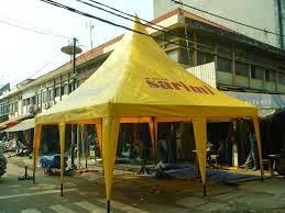 tenda kerucut murah berkualitas
