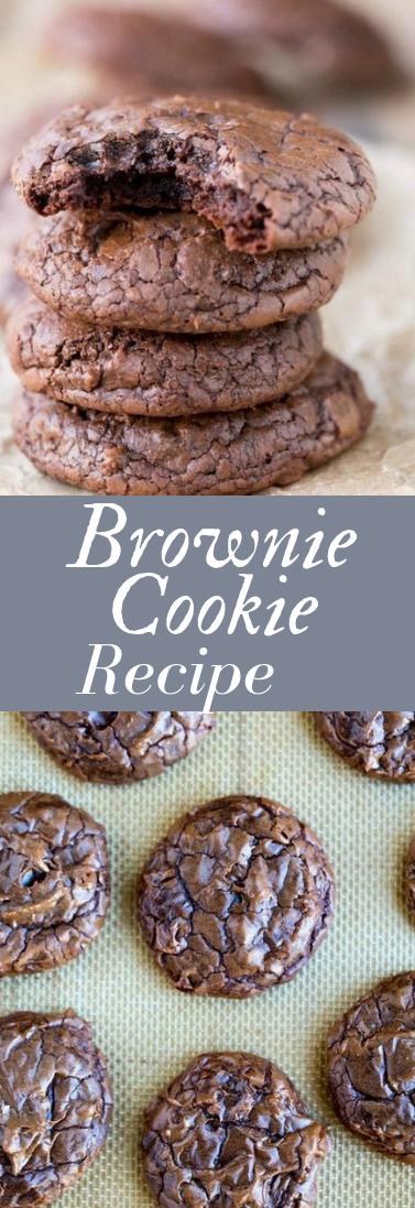 Brownie Cookie Recipe #biscuit#cookie