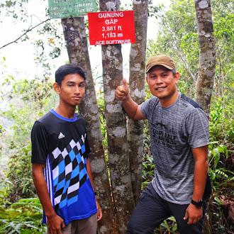 Mendaki Gunung GAP Dan Gunung Ulu Semangkuk Di Bukit Fraser, Pahang