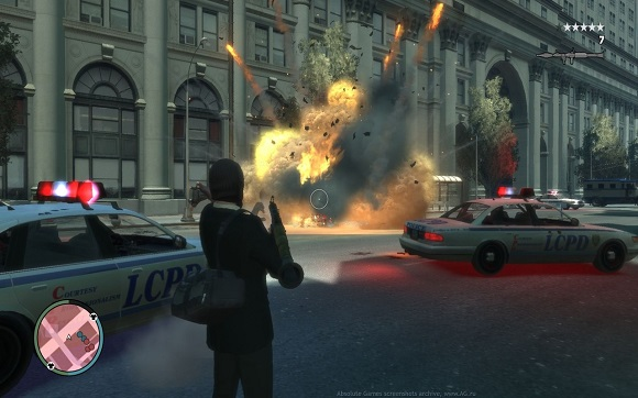 Download GTA IV Full RIp