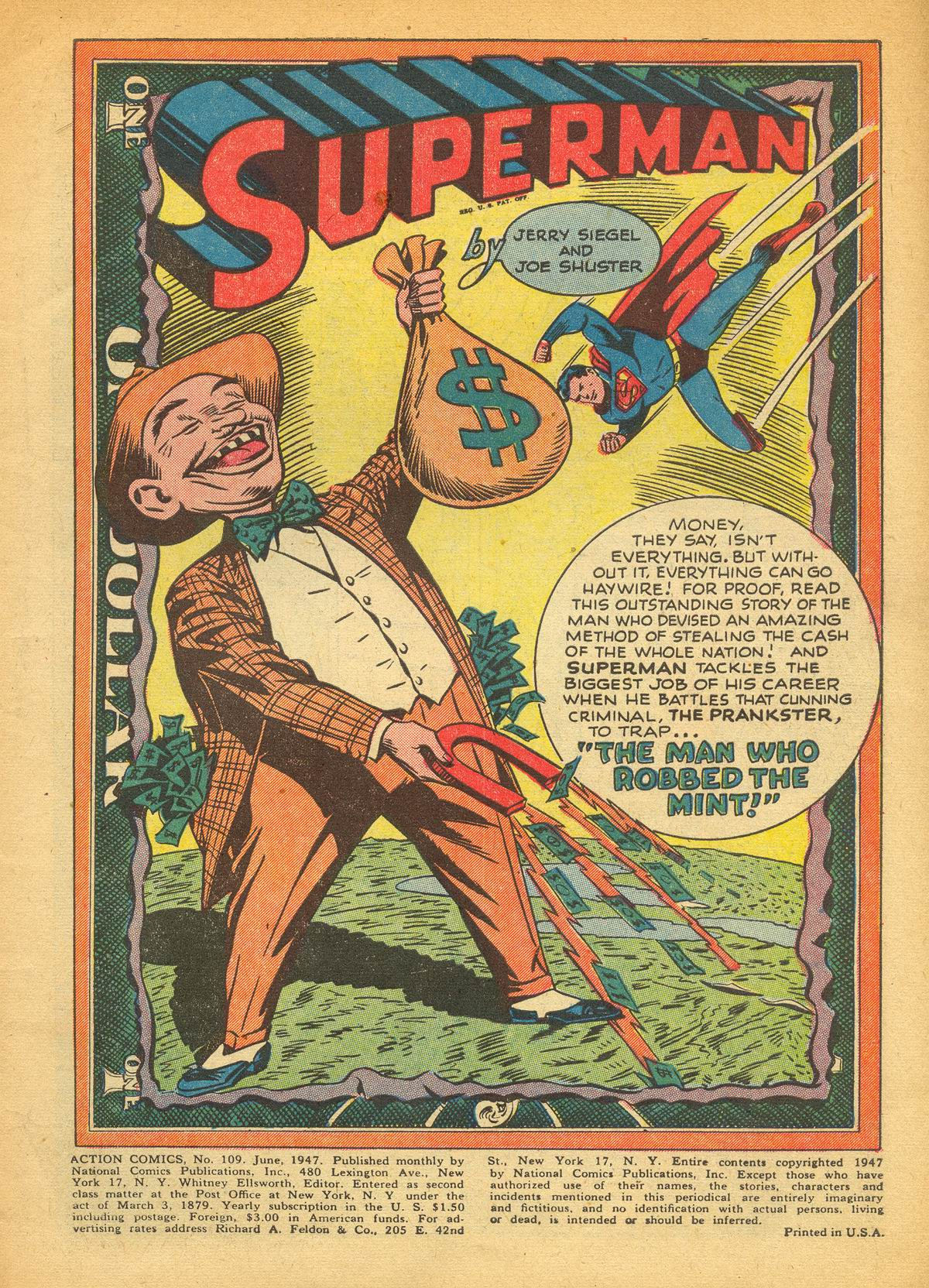 Read online Action Comics (1938) comic -  Issue #109 - 3