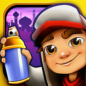 Subway Surfers Arabia Unlimited Coins and Keys APK Free Download For Android
