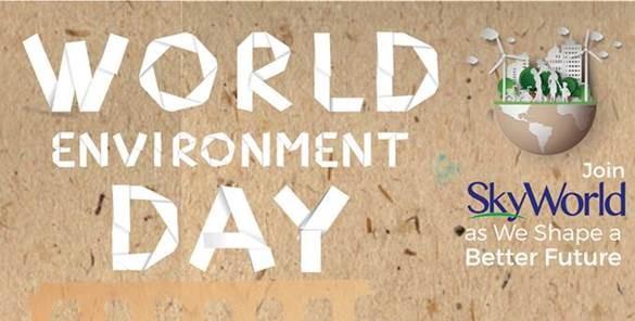 Karnival Hari Alam Sekitar SkyWorld, World Environment Day,