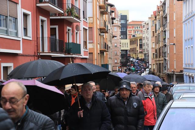 manifestación por unas pensiones dignas