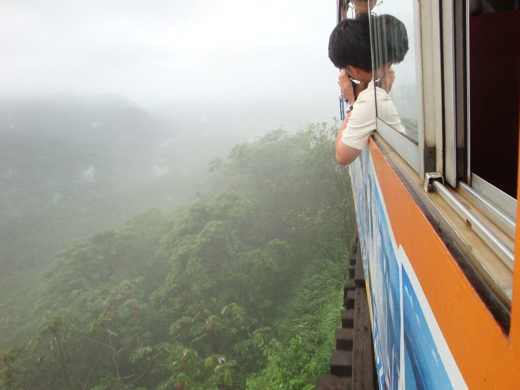 Passeio de trem Curitiba Morretes