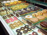 J.Co Donuts and Coffee di Banda Aceh