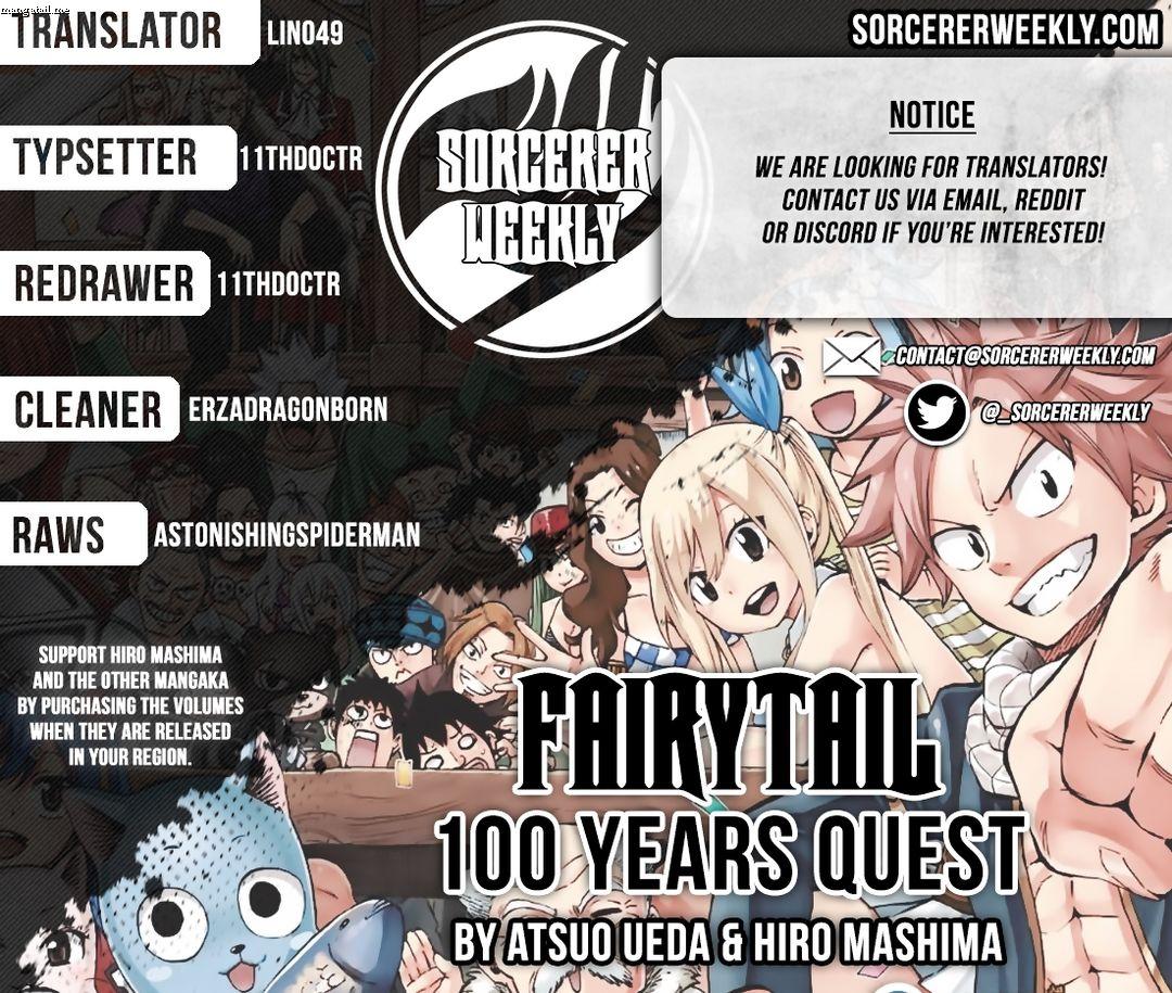 Fairy Tail 100 Years Quest 12 En