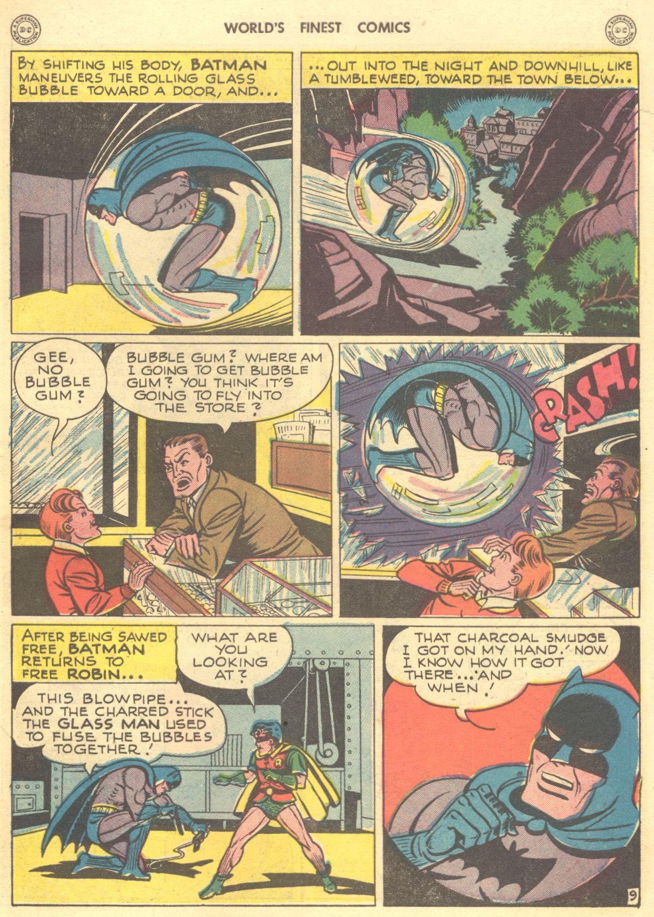 Read online World's Finest Comics comic -  Issue #28 - 68