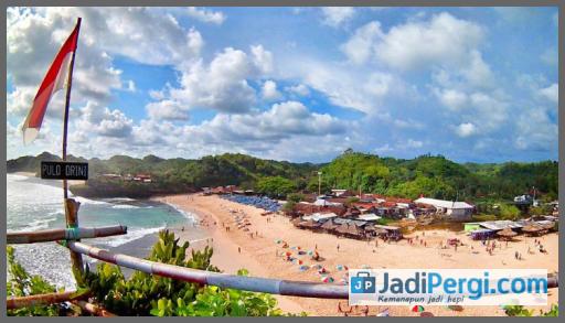 Pantai Drini Wonosobo Wisata Jogja Yang Glamor