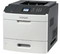 Lexmark MS818 Treiber herunterladen