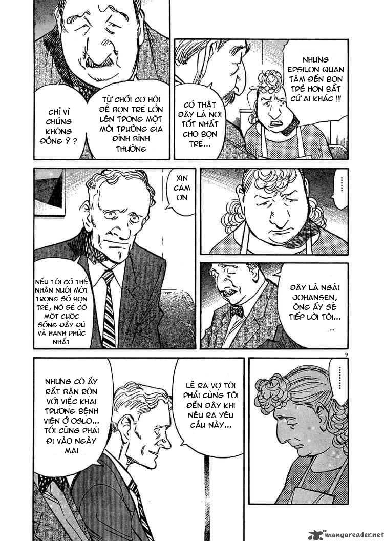 Pluto chapter 52 trang 11