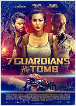 7 Guardians of the Tomb Dublado (2018)
