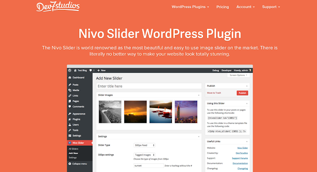 20 Awesome jQuery Image Slider Plugins | FromDev