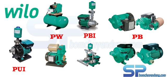 Sơ lược về dòng máy bơm nước Wilo Đức - Ảnh 3