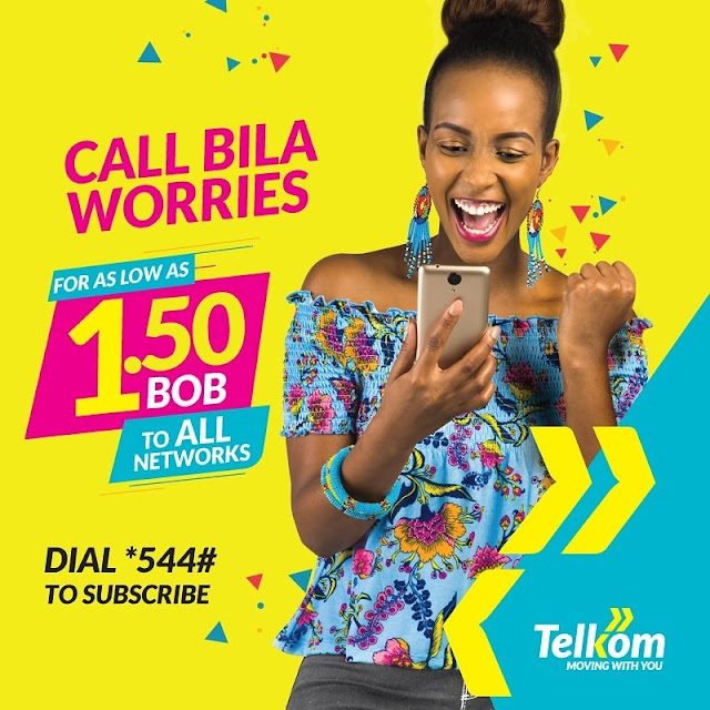 How to get Telkom's Pewa Emergency Airtime, No need to worry when you run out of airtime