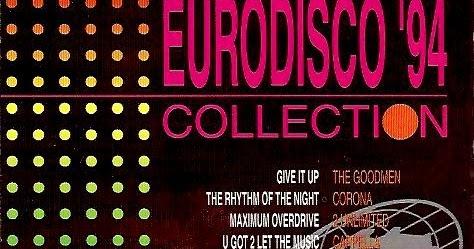 Various - Euro Beat '94